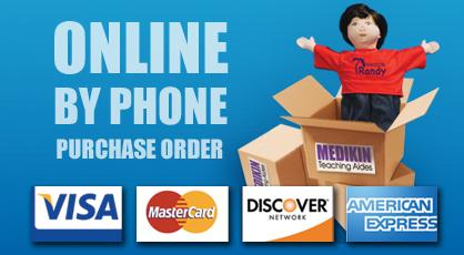 Order Online, by Phone or with a Purchase Order