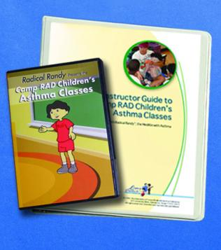 Camp RAD Asthma DVD & Instructor's Guide