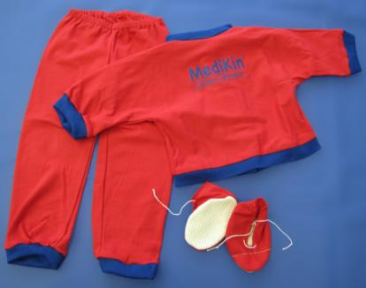 Medikin Warm Up Suit Set